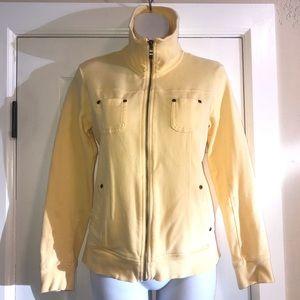 Style & Co Cotton TURTLENECK Zipper Jacket S